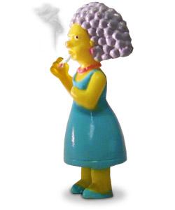 Simpsons fan selma bouvier y todos los personajes de la - Selma bouvier ...